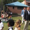 """Lt. Governor Dan Forest: Douglass Academy """"is truly amazing"""""""