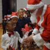 Douglass Christmas Carols Bring Santa to Town!
