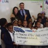 "Douglass Academy Teacher Named ""Teacher of the Week"" by Local News"