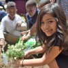 Douglass Academy Students Celebrate Earth Day