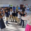 Douglass Academy Students Learn Ballet Dancing!